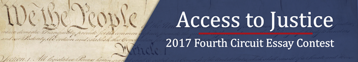 Essay Contest - Access to Justice